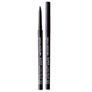 Buy Diana Of London Micro Super Long Wear Pencil - Black - Nykaa