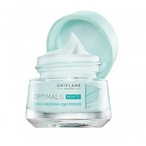 Buy Oriflame Optimals White Seeing is Believing Eye Cream - Nykaa