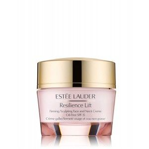 Buy Estée Lauder Resilience Lift Firming / Sculpting Face And Neck Creme Oil Free SPF 15  - Nykaa