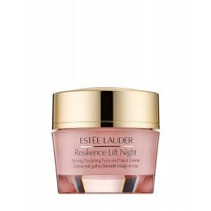 Buy Estée Lauder Resilience Lift Night Firming/Sculpting Face And Neck Creme - All Skin Types - Nykaa