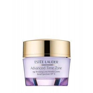 Buy Estee Lauder Advanced Time Zone Age Reversing Line / Wrinkle Creme SPF 15 - Normal Combination Skin - Nykaa