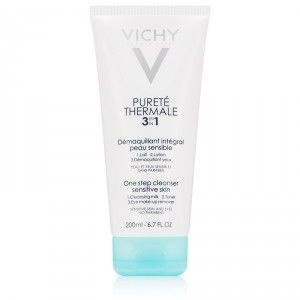 Buy Vichy Purete Thermale 3 in 1 One Step Cleanser - Nykaa