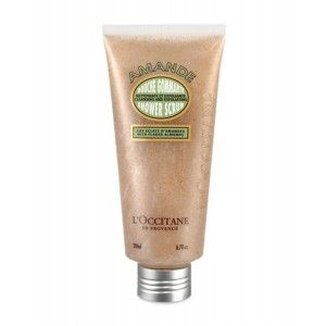 Buy L'Occitane Almond Shower Scrub - Nykaa
