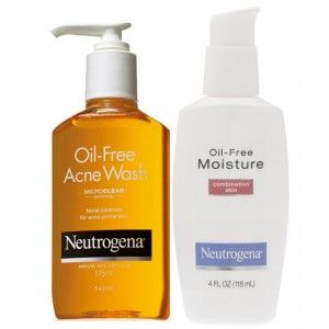 Buy Neutrogena - Banish The Oil Combo - Nykaa