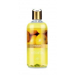 Buy Vaadi Herbals Refreshing Lemon & Basil Shower Gel - Nykaa