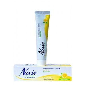 Buy Nair Hair Removal Lemon Cream - Nykaa