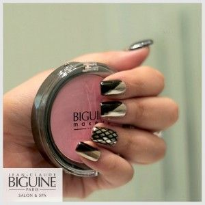 Buy Jean Claude Biguine - Chrome Finish Nail - Nykaa