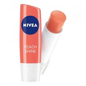 Buy Nivea Fruity Shine Lip Balm - Nykaa
