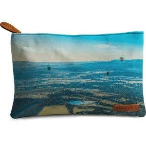 Buy DailyObjects 3 Hot Air Balloons Carry-All Pouch Medium - Nykaa