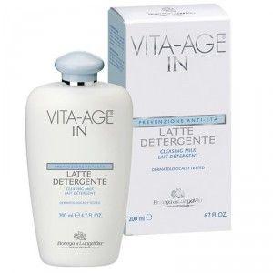 Buy Bottega Di Lungavita Age In Cleansing Milk - Nykaa