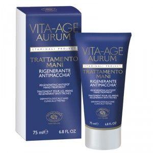 Buy Bottega Di Lungavita Age Aurum Regenerating Anti Spot Hand Treatment - Nykaa