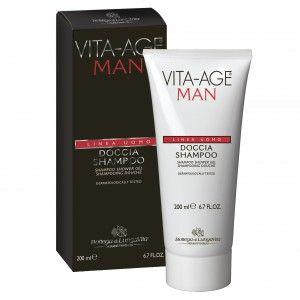Buy Bottega Di Lungavita Age Uomo Shampoo Shower Gel Regenerating - Nykaa