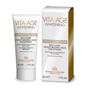 Buy Bottega Di Lungavita Age Whitening Recovery Moisturizing Face Treatment - Nykaa