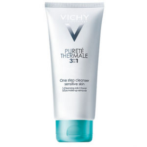 Buy Vichy Purete Thermale 3 in 1 One Step Cleanser Sensitive Skin - Nykaa