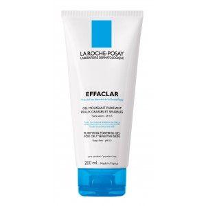 Buy La Roche-Posay Effaclar Foaming Gel - Acne Cleanser - Nykaa