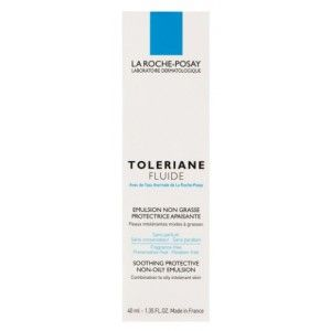 Buy La Roche-Posay Toleriane Soothing Protective Care - Combination To Oily Skin - Nykaa