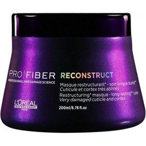 Buy L'Oreal Professionnel Pro Fiber Reconstruct Masque - Nykaa