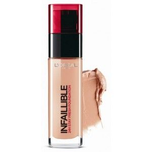 Buy L'Oreal Paris Infallible 24h Foundation - Nykaa