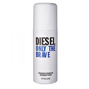 Buy Diesel Only The Brave Deodorant Spray - Nykaa
