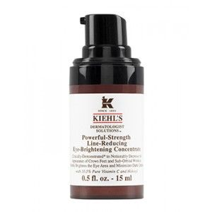 Buy Kiehl's Powerful-Strength Line-Reducing Eye-Brightening Concentrate - Nykaa