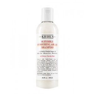 Buy Kiehl's Superbly Smoothing Argan Shampoo - Nykaa