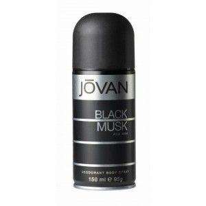 Buy Jovan Deo Black  Musk For Men - Nykaa