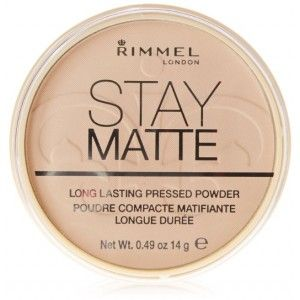 Buy Rimmel Stay Matte Pressed Powder - Nykaa