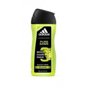 Buy Adidas Pure Game Shower Gel - Nykaa