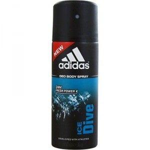 Buy Adidas Ice Dive Deodorant Spray For Men - Nykaa
