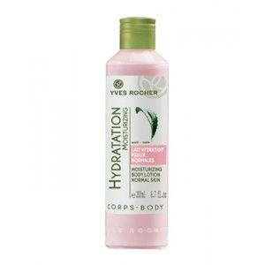 Buy Yves Rocher Hydration Moisturizing Body Lotion Normal Skin - Nykaa
