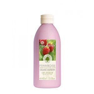 Buy Yves Rocher Organic Raspberry Lait Veloute Silky Lotion - Nykaa