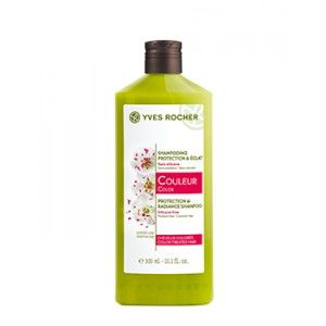 Buy Yves Rocher Colour Protection & Radiance Shampoo - Nykaa