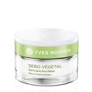 Buy Yves Rocher Sebo Vegetal Zero Blemish Gel Cream - Nykaa