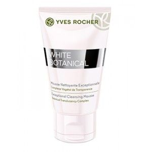 Buy Yves Rocher White Botanical Exceptional Cleansing Mousse - Nykaa