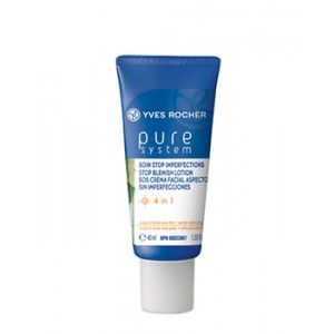 Buy Yves Rocher Pure System Stop Blemish Lotion - Nykaa