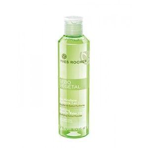 Buy Yves Rocher Sebo Vegetal Purifying Micellar Water 2 in 1 - Nykaa