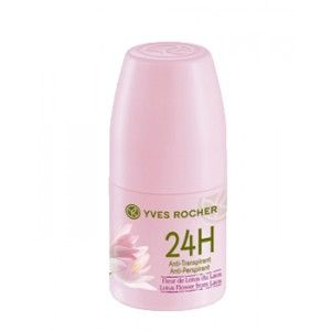 Buy Yves Rocher 24H Anti-Perspirant Lotus Flower From Laos - Nykaa