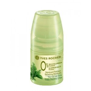 Buy Yves Rocher Green Tea from China Deodorant - Nykaa