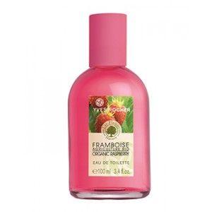 Buy Yves Rocher Les Plaisirs Nature Organic Raspberry Eau de Toilette - Nykaa