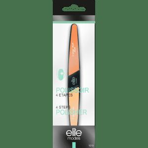 Buy Elite Models (France) 4 Step Manicure Nail Filer for Polish - Nykaa