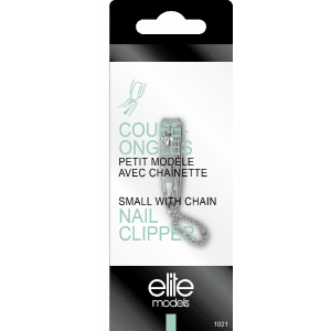 Buy Elite Models (France) Small Nail Clipper Cutter With Chain - Nykaa