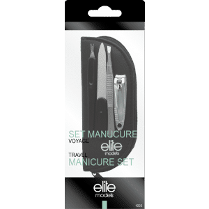 Buy Elite Models (France) 4 pc Travel Nail Manicure Combo Set - Nykaa