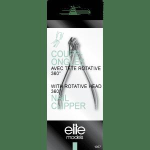 Buy Elite Models (France) Nail Clipper Cutter Rotative Head 360 - Nykaa
