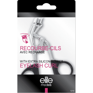 Buy Elite Models (France) Eyelash Curler With Extra Silicon Rubber - Nykaa