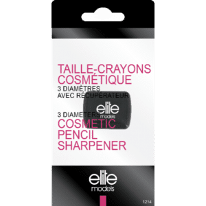 Buy Elite Models (France) Dual Cosmetic Pencil Sharpener (8mm & 12mm) - Nykaa