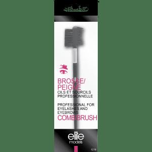 Buy Elite Models (France) Professional Comb Brush For Eyelash And Eyebrows - Nykaa