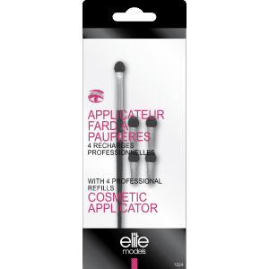 Buy Elite Models (France) Makeup Applicators With 4 Professional Refills - Nykaa