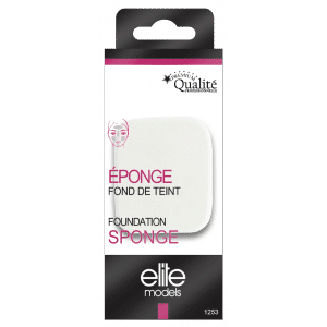 Buy Elite Models (France) Makeup Foundation Puff Sponge - Nykaa