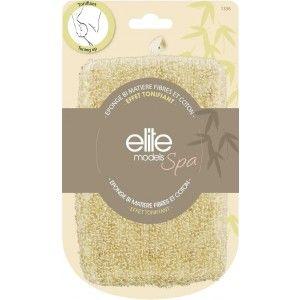 Buy Elite Models (France) Spa Fibers and Cotton Loofah Body Scrubber Sponge - Nykaa