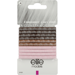Buy Elite Models (France) Fashion Ponytail Hair Rubber Bands (10 pc Set) - Multi - Nykaa